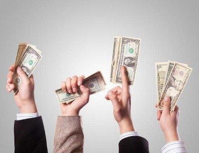 Vergelijk financierings alternatieven