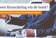 20 Tips voor alternatieve financiering