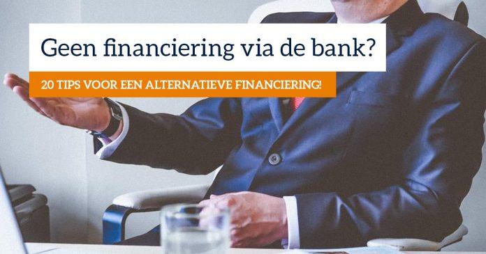20 Tips voor alternatieve financiering