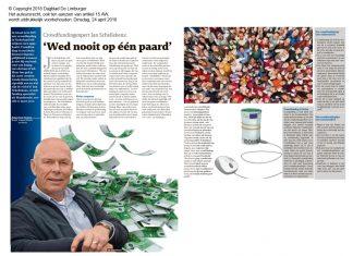 Jan Schellekens Limburgs aanspreekpunt crowdfunding