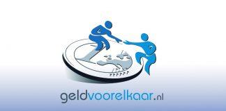 Crowdfunding platform Geldvoorelkaar.nl logo